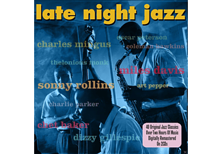 VARIOUS - Late Night Jazz - (CD)