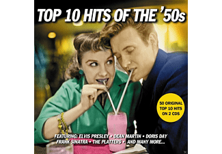 VARIOUS - Top 10 Hits Of The 50s - (CD)