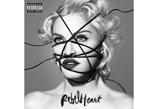 Madonna - Rebel Heart (Deluxe Edition) CD