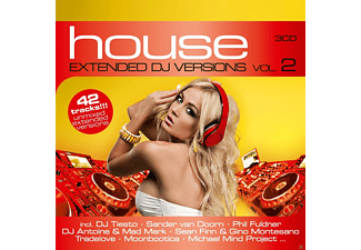 VARIOUS - House: Extended Dj Versions Vol.2 - (CD)