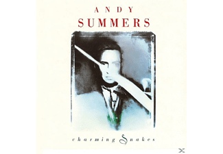 Andy Summers - Charming Snakes - (CD)