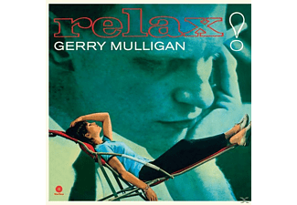 Gerry Mulligan - Relax!+2 Bonus Tracks  (Ltd. - (Vinyl)