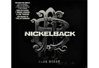 Nickelback - Dark Horse - (CD + DVD Video)