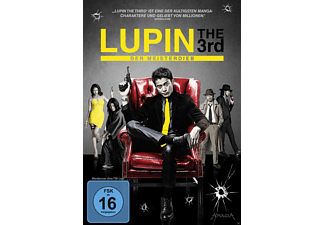Lupin the Third - Der Meisterdieb - (DVD)