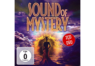 VARIOUS - Sound Of Mystery - (CD + DVD)