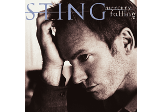 Sting - Mercury Falling - (CD)