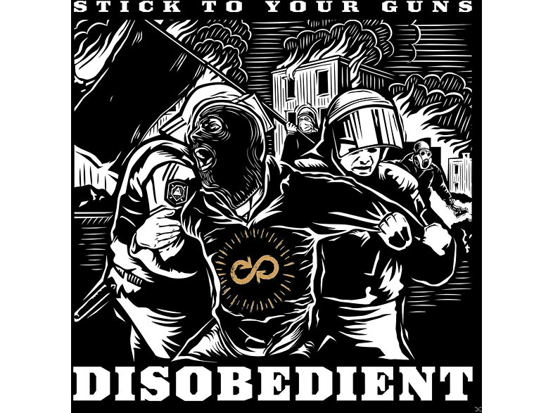Stick To Your Guns - Disobedient (Deluxe Version) [CD]