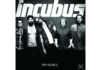 Incubus - Trust Fall (Side A) - (Maxi Single CD)