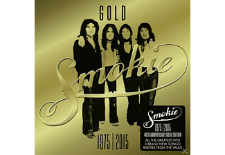 Smokie - Gold: Smokie Greatest Hits 40th Anniversary (Deluxe Edition) [CD]