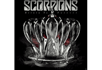 Scorpions - Return To Forever - (CD)