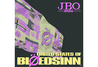 J.B.O. - United States Of Blöedsinn/Ltd - (CD)
