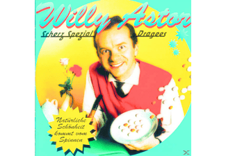 Willy Astor - Scherz Spezial Dragees - (CD)