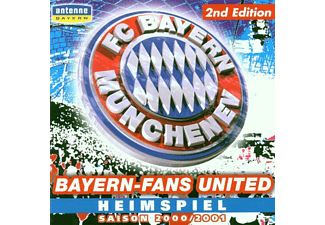 Fans United - Heimspiel 2nd Edition-Saison 2000/2001 - (CD)