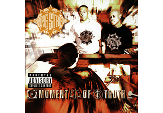Gang Starr - MOMENT OF TRUTH - (CD)