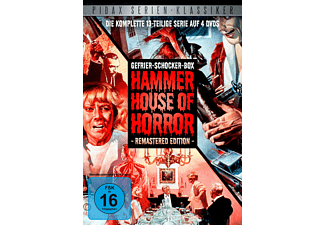 Hammer House of Horror komplett - (DVD)