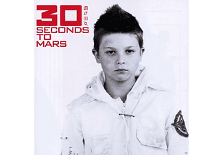 30 Seconds To Mars 30 SECONDS TO MARS (ENHANCED) Rock CD EXTRA/Enhanced