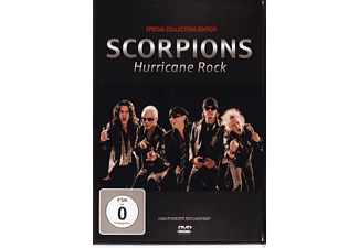 Hurricane Rock/Docu. - (DVD)