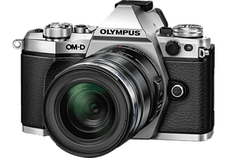 OLYMPUS Hybride camera E-M5 Mark II + 12-50 mm (V207042SE000)