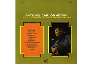 Antonio Carlos Jobim - The Composer Plays - (Vinyl)