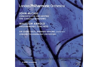 The London Philharmonic Orchestra - Concerto for Orchestra - (CD)