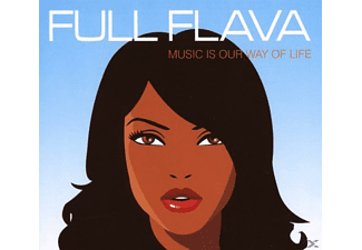 Full Flava - Music Is My Way Of Life - (CD)