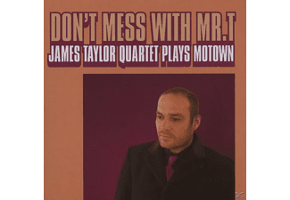 James Quartet Taylor - Don't Mess With Mr.T - (CD)