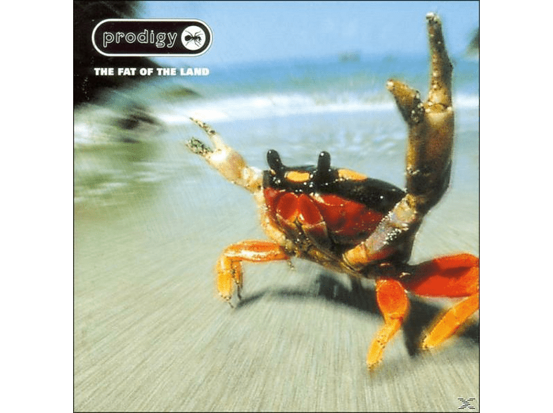 The Prodigy - The Fat Of The Land [CD]