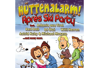 VARIOUS - Hüttenalarm! Apres Ski Party - (CD)