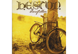 Heston - Storyteller - (CD)