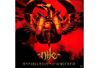 Nile - Annihilation Of The Wicked - (Vinyl)
