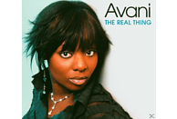 Avani - The Real Thing [CD]