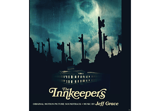 Jeff Grace - The Innkeepers - (CD)