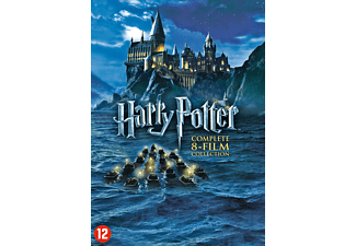 Harry Potter - La collection complete 1 - 7.2 (Version Néerlandais) DVD