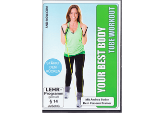 Your Best Body: Tube Workout [DVD]