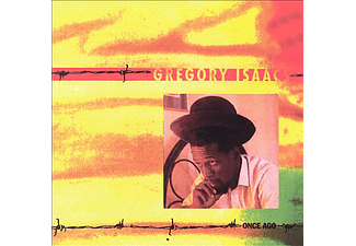 Gregory Isaacs - Once Ago (CD)