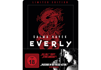 Everly (Limited Steelbook Edition) - (Blu-ray)