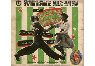Swing Republic - Mo' Electro Swing Republic - (CD)
