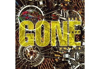 Gone - BEST LEFT UNSAID - (CD)
