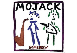 Mojack - Home Brew - (CD)