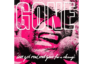 Gone - LET'S GET REAL,REAL GONE FOR A - (CD)