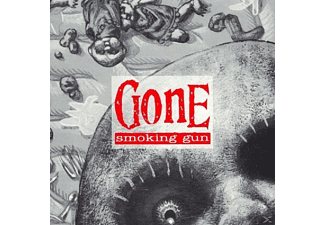 Gone - SMOKING GUN/REMIXES - (5 Zoll Single CD (2-Track))