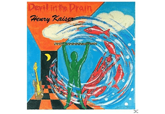 Henry Kaiser - DEVIL IN THE DRAIN - (CD)