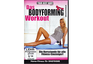 Your Best Body - Das Rücken-Fit Workout - (DVD)