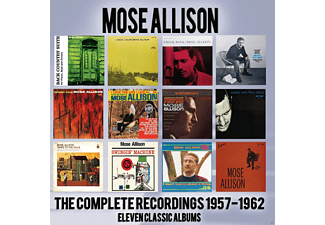 Mose Allison - The Complete Recordings: 1957 - (CD)