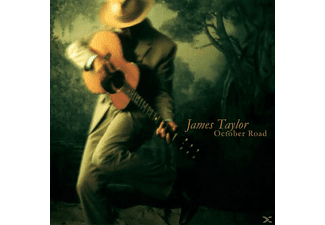 James Taylor - October Road - (Vinyl)