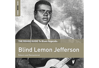 Blind Lemon Jefferson - The Rough Guide To Blues Legends - Blind Lemon... Reborn and Remastered (Vinyl LP (nagylemez))