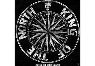 King Of The North - Sound Of The Underground - (CD)