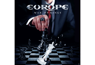 Europe - War Of Kings - (CD + DVD)