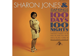 Sharon & The Dap-kings Jones - 100 DAYS, 100 NIGHTS - (Vinyl)