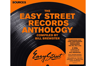 VARIOUS - Easy Street Records Anthology - (CD)